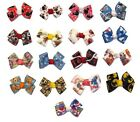 Characters Tiny Tot Infant Hair Bows (17 Designs Available)