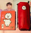 BTS BT21 Character Pencil Case, Note Pad and Pen Combo - UK Seller