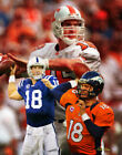 Peyton Manning Tennessee Volunteers UT Vols Denver Broncos Indy Colts Art