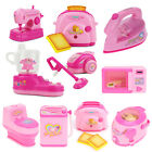 4/1pcs Kitchen Toys Electric Simulation Home Appliances Kids Play House Toy Gift