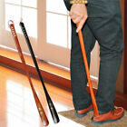 Kyпить 55cm Upper Flexible Long Handle Reach Easy On Shoehorn AID Wood Craft Shoe Horn на еВаy.соm