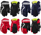 Warrior Alpha DX5 Hockey Gloves - Sr, Jr