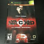 Microsoft XBOX Original Instruction Manuals Only - $2.99 Each