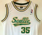 Kevin Durant Seattle Super Sonics Replica Stitched Jersey Mens Sizes S-XL on eBay