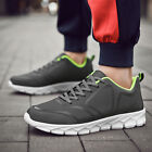 Mens Athletic Casual Sneakers Outdoors Running Breathable Sports Shoes Size 7-14