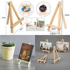 5/10pcs Small Wooden Easel Stand Mini Table Desktop Art Wedding Photo Display
