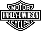 Harley Davidson Logo Vinyl Decal $2.99 USD on eBay