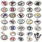 Buy 3, Get 2!  NFL PRO FOOTBALL TEAM Floating Dangle Charms w/Lobster Clasp $1.99 USD on eBay