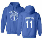 """Golden State Warriors """"The Town"""" Klay Thompson #11 Men & Youth Hooded Sweatshirt on eBay"""