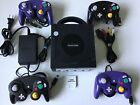 NINTENDO GAMECUBE SYSTEM + UP TO 4 CONTROLLERS + MEMORY CARD GAME CUBE CONSOLE