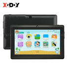 "XGODY 7"" GOOGLE ANDROID 8.1 QUADCORE 1+8GB 2KAMERA BLUETOOTH HD KINDER TABLET PC"