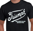 Triumph Motorcycle since 1902 T-Shirt $25.0 AUD on eBay