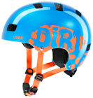 UVEX Kid 3 blue orange Fahrradhelm Radhelm Kinder helm Scooter Inliner Skate J29