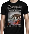 SYMPHONY X Underworld Monster 2015 Dates T-Shirt **NEW concert tour band music image