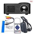 7000 Lumens 3D 1080P Full HD Mini Projector LED Multimedia Home Theater Beamer Q