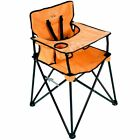 Portable Baby Highchair, Traveler Meals Outside Vacationing Camping Events Light