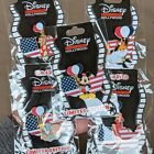 Patriotic 4th of July Pin 2019 Disney Studio Store DSSH DSF GSF LE 300