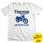 Triumph Motorcycles Bob Dylan Highway 61 Revisited T-Shirt Size M-3XL,100%Cotton $13.99 USD on eBay