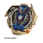 Beyblade Brust Metal Fusion Gold Ver. B131/ B133/ B134/ B135 With Launcher Grip Set