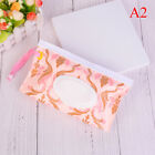 Clutch And Clean Wipe Carrying Case Eco-Friendly Wet Wipes Bag Cosmetic Pouch KH