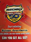 Matchbox Across America 50th Birthday Series - Many Various States FREE SHIPPING $7.99 USD on eBay