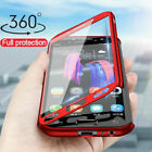 360° Full Cover Case+9H Tempered Glass For Xiaomi Mi 9 8 A1 A2 Lite Pocophone F1 $3.05 USD on eBay
