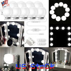3 Levels Brightness Adjustable LED Bulbs Mirror Make Up Cosmetic Lights Lamp US