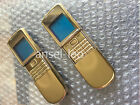 New Nokia 8800 Sirocco 8800s Gold 8800d Housing Cover Case Full Sets Covers