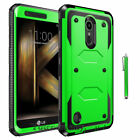 For LG K30 K20 V K20 Plus K10 K7 K8 2018 Phone Case Belt Clip Defender Cover