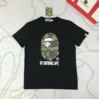 A Bathing Ape t shirt Camo Bape tee US size