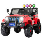 6V/12V/24V Powered Electric Kids Ride on Toy Car Battery 8 Colors 56 Options RC
