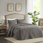 Madison Park Quebec 3 Piece Fitted Bedspread Set image
