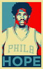 159386 Joel Embiid Philadelphia 76ers NBA Basketball Wall Decor Poster Print on eBay