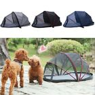 Внешний вид - Pet Breathable Mesh Camping Tent Indoor/Outdoor Portable Foldable House w/Zipper