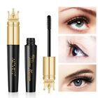 4D Silk Fiber Mascara Eyelash Lash Black Mascara Waterproof Volume Make Up