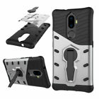 For Lenovo ZUK Z2 K5 K6 K8 Power Note Plus P2 Shockproof TPU PC Stand Case Cover