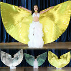 Belly Dance Isis Wing with Sticks for Children Belly Dance Costume Angel Wing