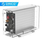 ORICO HDD Case 3.5 inch USB 3.0 Hard Drive Enclosure with USB C HDD Case 10Gbps