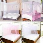 Mosquito Net Double Queen King Size Box~Fly Insect Bug Protection Netting US image