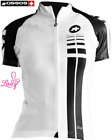 Maillot ASSOS SS Lady Manches Courtes - Blanc : S ; M...