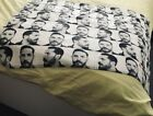 Tom Hardy Profile Blanket - Fans - Warrior, Bane, Inception, Venom - Gift Idea