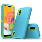 For Samsung Galaxy A10e Hybrid Case Belt Clip Fits Otterbox+Screen Protector