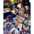 Chicago Cubs Mementos II Wall Decal on Ebay