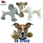 Dog Chew Toys Pet Bite Sound Interactive Squeak Puppy Plush Toys Dogs Playing UK