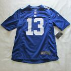 Nike New York Giants Football Jersey NFL Odell Beckham Jr. #13 $100 Retail XL $39.99 USD on eBay
