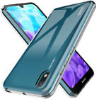 For Huawei Honor 8S 7S 8A 7A 8X Ultra-Thin Transparent Soft TPU Back Case Cover