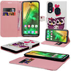 Case For Samsung Galaxy A50 A40 A20e A70 A10 Phone Leather Flip Card Walet Cover