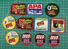 APA Pool Patches Lot - Billiards Patches Embroidered League Patches $7.0 USD on eBay