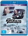 The Fate Of The Furious (Blu-ray, 2017)