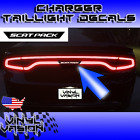 Dodge Scat Pack Charger Taillight Accent Decal 2015 2016 2017 2018 2019 Mopar $11.95 USD on eBay